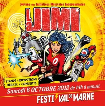 La JIMI - Affiche