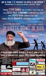 """""""Je lutte, donc je suis"""" - La tournée du film continue !"""