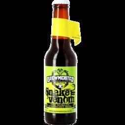 snake venom bières les plus étranges