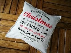 SAL christmas - étape 1