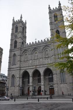 Montréal , église Notre dame