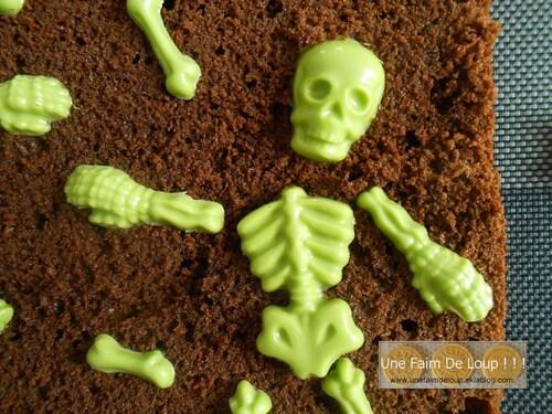 Le gâteau d'outre-tombe ! ! !