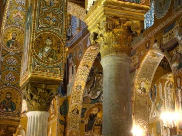 Palerme, Chapelle Palatine 9l