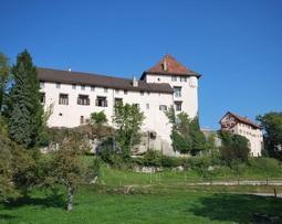 Visite du Château d'Attalens