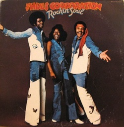 The Hues Corporation - Rockin' Soul - Complete LP