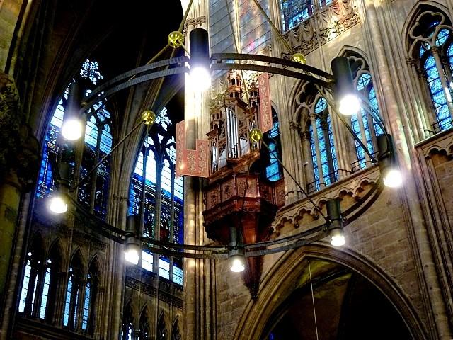 La nuit des cathédrales à Metz 18 Marc de Metz 2012