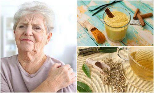 Les 6 meilleurs remèdes naturels pour soulager la douleur de l'arthrite