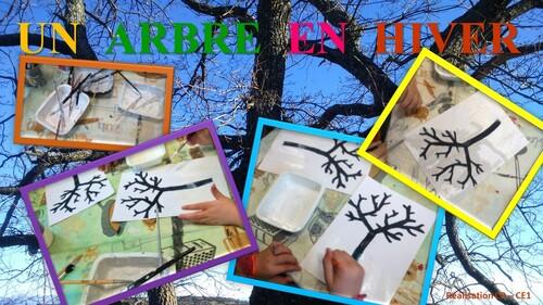 L'arbre et l'hiver