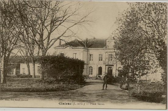 Clairac avant 173
