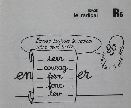 Le radical