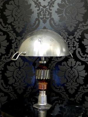 Lampe égoutoire