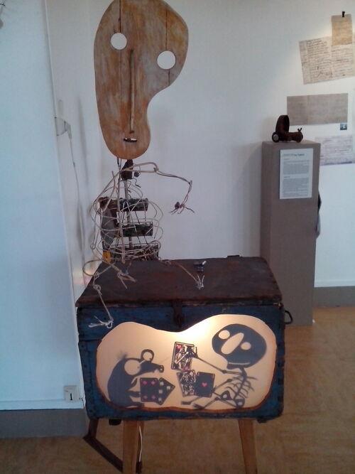 Exposition Christian Voltz