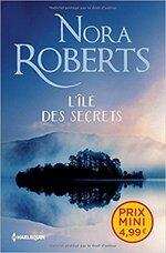 Chronique L'île des secrets de Nora Roberts