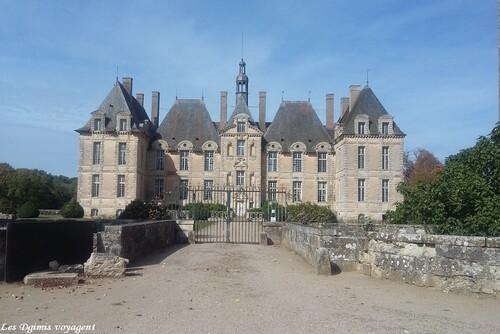 La chateau de St loup Lamairé