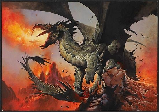 dragon roti