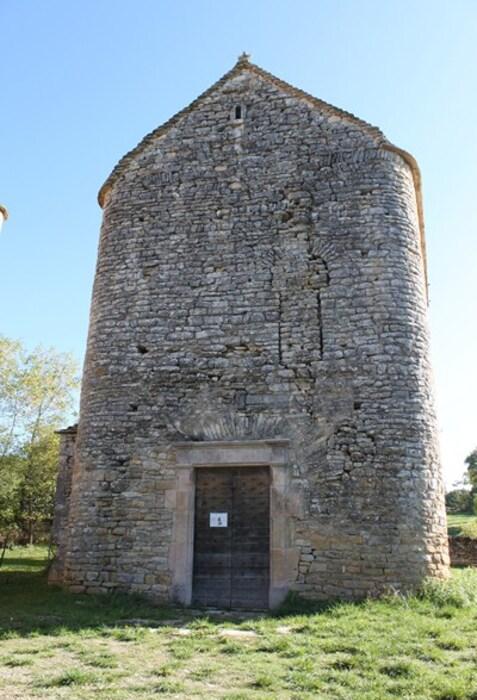 4 Eglise préromane du côté de Villeneuve en A (1)