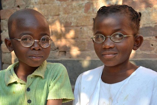 Au Katanga, près d'un aveugle sur deux pourrait retrouver la vue