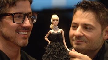 Stefano Canturi et la poupée Barbie