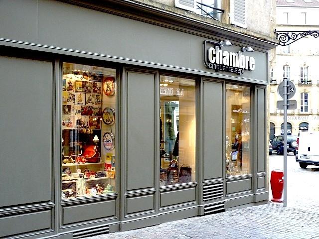 Boutique Chambre Cinquante sept Metz 1 Marc de Metz 2012