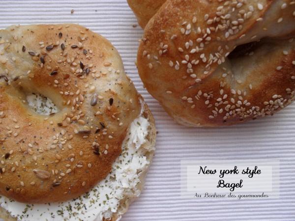 new york style Bagel