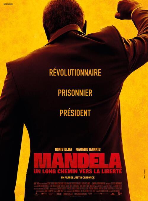 "Bonsoir a l'honneur : "" Mandela """