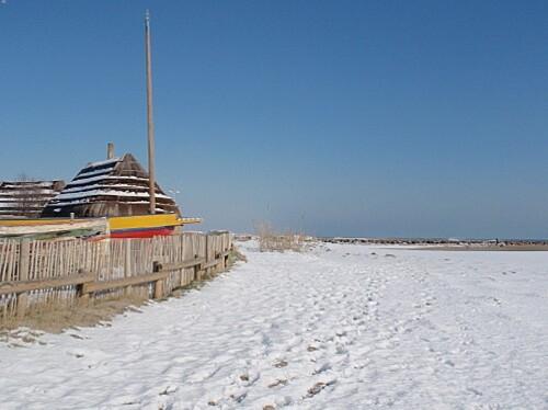 le barcares sous la neige 069