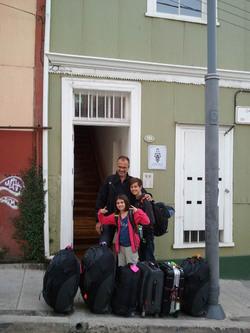 En route pour l'Atacama
