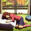 nagisa endormie