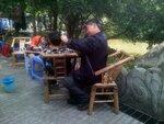Chengdu - De Tianfu Square à Renmin Park