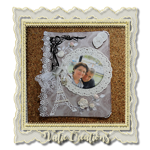 Carte Anniversaire de Mariage pour Cricri