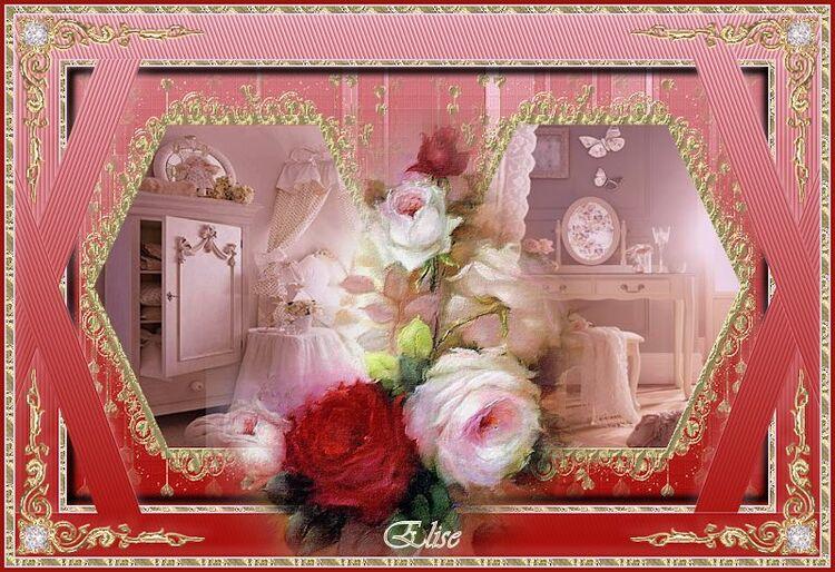Chérie et les roses