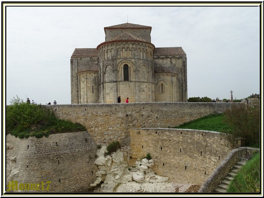 Talmont sur Gironde (charente maritime)
