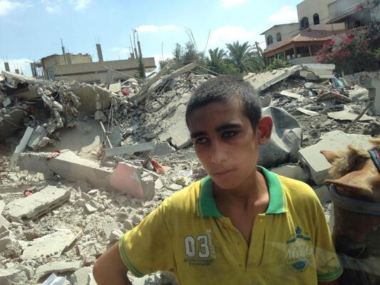 Israel-Gaza - Summer of 2014