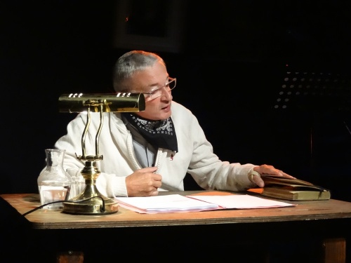Francis Carco évoqué magistralement par Gilles Freyssinet et la Compagnie des Gens...