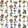 Tous les personnages