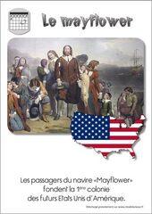 le mayflower