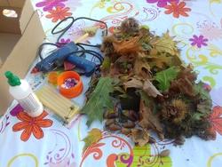 DIY forêt d'automne
