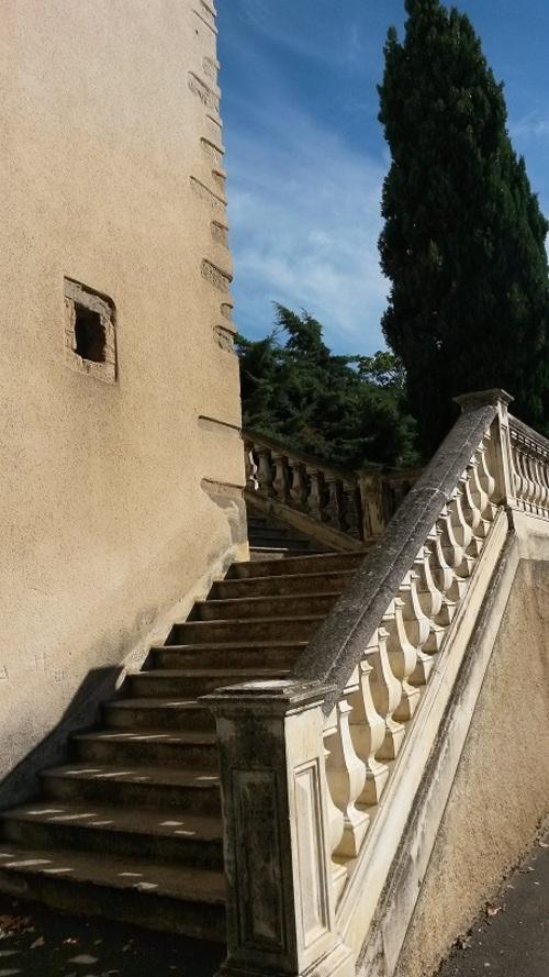 - Le Château en 2015