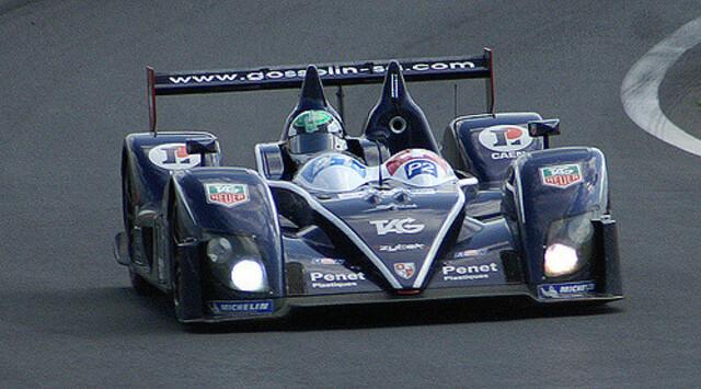 Le Mans 2009 Abandons