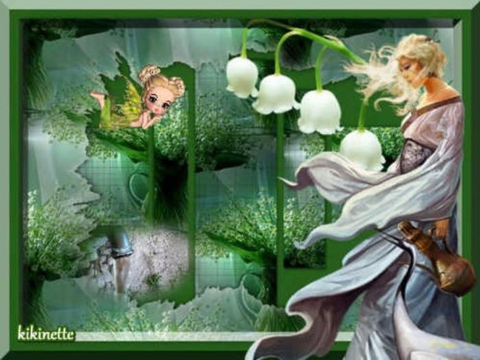 Bonjour Joli mois de Mai