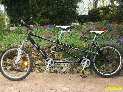 Les vélos du garage CKbike