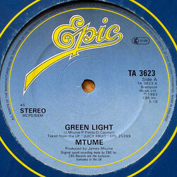 Mtume - Green Light