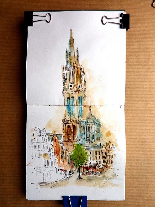 Anvers, la Cathédrale