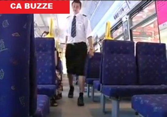 Ils portent des jupes pour avoir le droit de porter des shorts