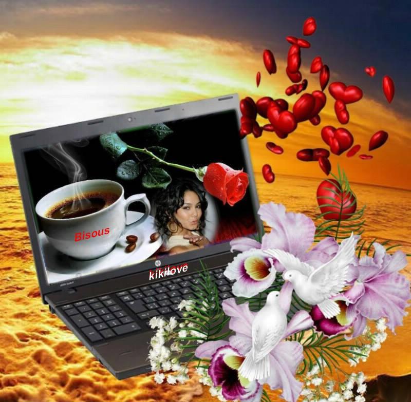 Bon mercredi de votre amie trop romantique...