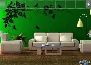 Jouer à Easy escape green room