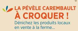 La carte des producteurs locaux en Pévèle Carembault