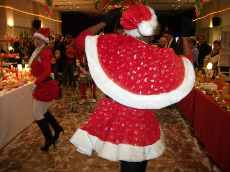Le 15e Marché de Noël de Terrasson était une première pour le Comité des fêtes