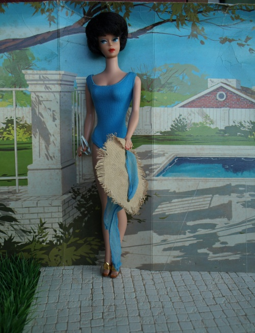 Barbie vintage : Pak - In The Swim