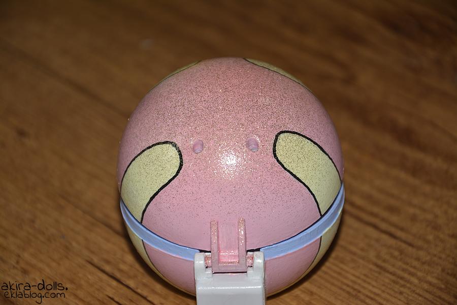 Custo Pokeball en Soinball